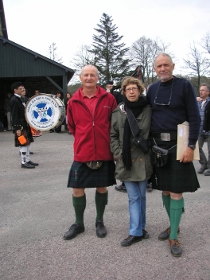 2012-04-04 - Broceliande - Tartan Day
