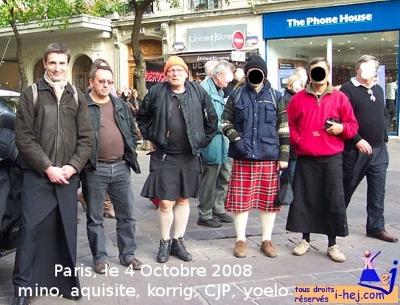 4 octobre 2008 - Paris